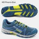 ◎モントレイル(MONTRAIL)BM4644_489・マウンテンマゾヒストIV(メンズ)(Phoenix Blue)【46%OFF!】