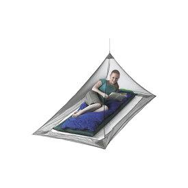 ○シートゥサミット・ナノモスキートピラミッドネット (シングル)(ST82401)