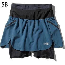 (0)ノースフェイス NBW41978・フライウェイトレーシングスカート(ウィメンズ)【30%OFF】【女性】【パンツ】【トレッキング】【登山】【キャンプ】