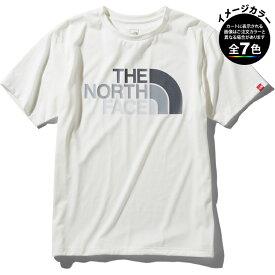 ○ノースフェイス NT32037・ショートスリーブ カラフルロゴT(メンズ)【30%OFF】