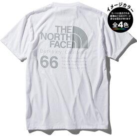 ○ノースフェイス NT32085・ショートスリーブ 66カリフォルニアT(メンズ)【30%OFF】