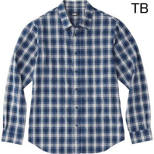 ○ノースフェイス NR11803・ロングスリーブ ネバダシャツ(メンズ)【31%OFF】