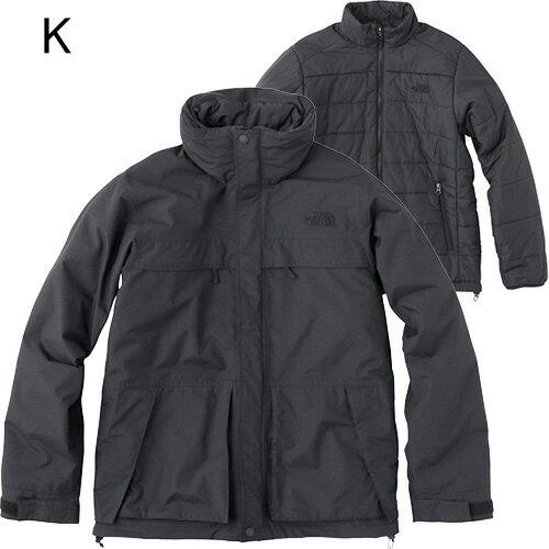 ○ノースフェイス NP61637・マカルトリクライメイトジャケット(メンズ)