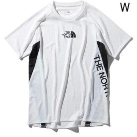 ○ノースフェイス NT11997・ショートスリーブ フラッシュドライ レーシングクルー(メンズ)【30%OFF】