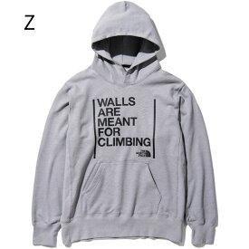 ○ノースフェイス NT61920・Walls Hoodie/ウォールズフーディ(メンズ)
