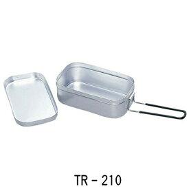 ◎トランギア TR-210・メスティン(ブラックハンドル)