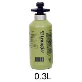 ◎トランギア TR-506103・フューエルボトル0.3L(オリーブ)