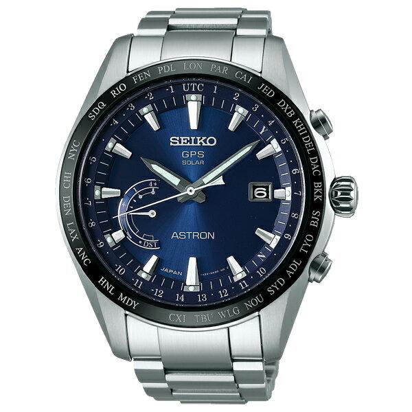 【正規品】SEIKO【セイコー】ASTRON【アストロン】GPSソーラーウォッチ 腕時計 チタニウムモデル 3針モデル【SBXB109】