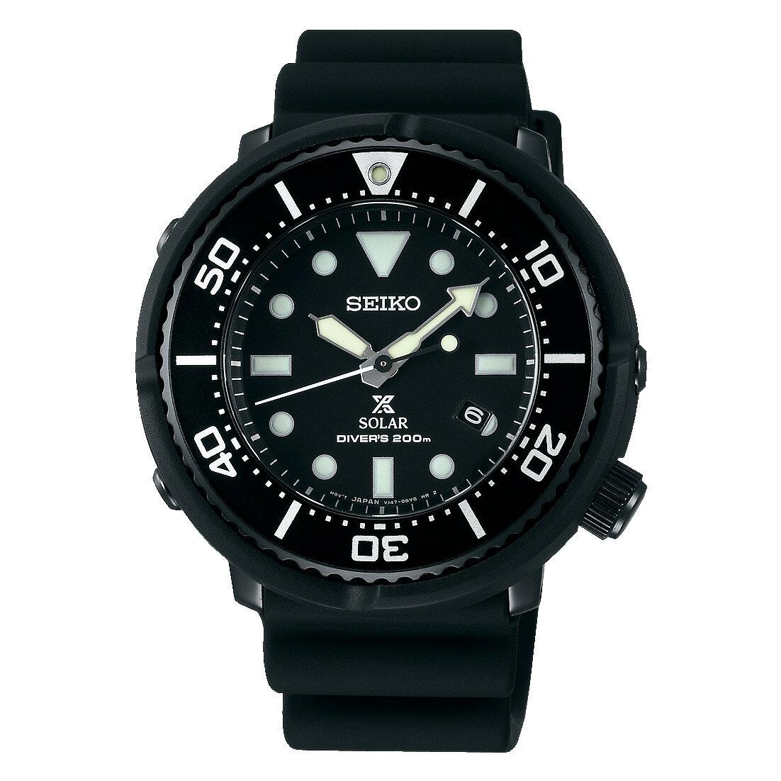 【】国内正規品SEIKO(セイコー)PROSPEX(プロスペックス)ダイバースキューバ LOWERCASEプロデュースモデル ダイバーズウォッチ ソーラー 腕時計 メンズ【SBDN049】