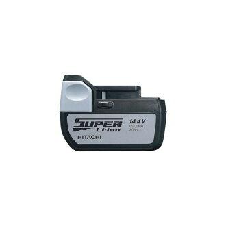 Hitachi (Hitachi Koki) BSL1430 14.4 V lithium-ion battery (battery pack) sliding.