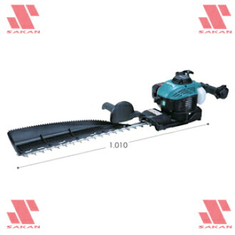 Makita (makita) EH6000S engine-powered hedge trim pruning width 600 mm-22.2 mL single-edged style special coating blade