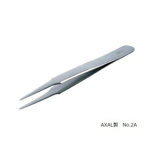 AS ピンセット AXAL2A−AXAL 〔品番:2-5149-09〕[1004039]「送料別途見積り,法人・事業所限定,取寄」