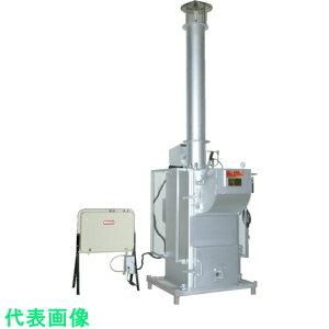 ワコウ ライト型焼却炉 〔品番:LCI295-GAT〕[1070664]44000