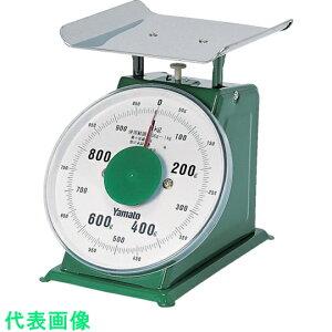 ヤマト 中型上皿はかり YSM−1(1kg) 〔品番:YSM-1〕[1074211]