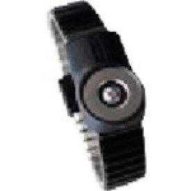 DESCO デュアルワイヤー金属製伸縮リストバンド S 〔品番:19886〕[1117471]880