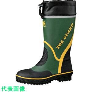 ミドリ安全 安全長靴 MPB−5000N グリーン L 〔品番:MPB5000N-GN-L〕[1141998]