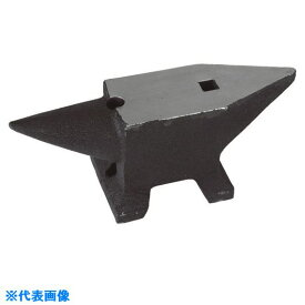 TRUSCO 鋳鋼アンビル 10kg 〔品番:TAV-10〕[1145071]