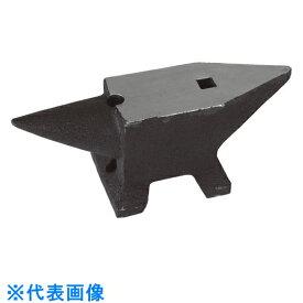 TRUSCO 鋳鋼アンビル 20kg 〔品番:TAV-20〕[1145072]
