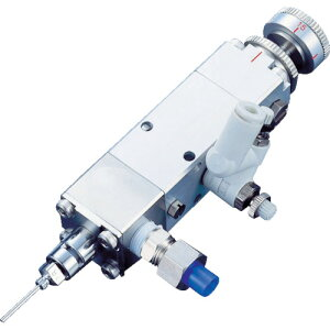 MUSASHI 小型ニードルコントロールバルブ 「MINI VAL」 〔品番:NCV-17-1P-1N〕[1190565]「法人・事業所限定,直送元」