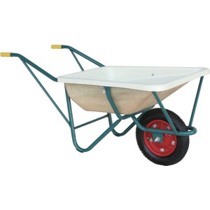 HARAX スチール一輪車 〔品番:SSN-60〕[1254684]「送料別途見積り,法人・事業所限定」【大型】