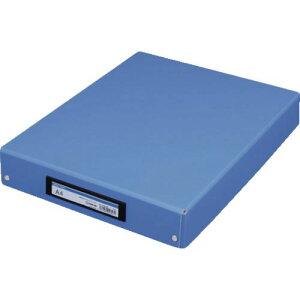 キングジム デスクトレ−BF 青 〔品番:4008BFBLUE〕[1291201]「送料別途見積り,法人・事業所限定,取寄」