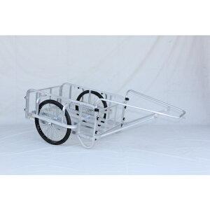 HARAX 輪太郎 26×2・1/2エアータイヤ 積載面1200×800 〔品番:BS3000T〕[1338751]「送料別途見積り,法人・事業所限定」【大型】