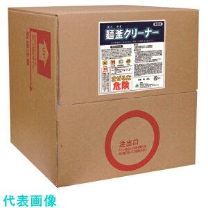 TKG 麺釜クリーナー 20L 〔品番:JPY0702〕[1386714]「送料別途見積り,法人・事業所限定,取寄」