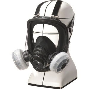 シゲマツ 取替え式防じんマスク DR165U2K−1(L) 〔品番:DR165U2K-1-L〕[1467844]「送料別途見積り,法人・事業所限定,取寄」