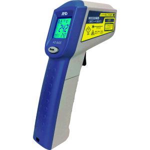 A&D レーザーマーカー付き赤外線放射温度計 AD−5635 〔品番:AD5635〕[1486742]