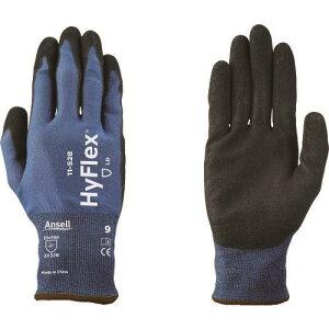 アンセル 組立・作業用手袋 ハイフレックス 11−528 XS 〔品番:11-528-6〕[1491180]