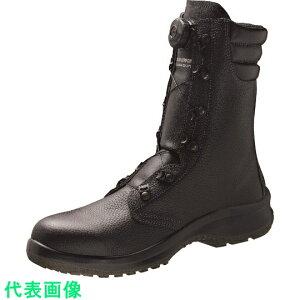 ミドリ安全 Boaシステム安全靴 プレミアムコンフォート PRM−230Boa 26.5cm 〔品番:PRM230BOA-BK-26.5〕[1493510]