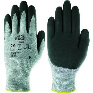 アンセル 作業用手袋 エッジ 48−702 Lサイズ 〔品番:48-702-9〕[1496924]