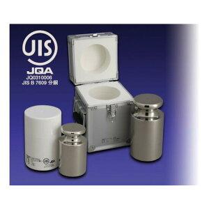 ViBRA JISマーク付OIML型円筒分銅(非磁性ステンレス) 1KG M1級 〔品番:M1CSO-1KJ〕[1529886]1650