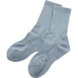 TRUSCO 発熱あったか靴下 先丸 Lサイズ 〔品番:TEXSR-L〕[1610258]