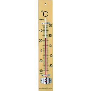 佐藤 板付温度計(フック箱)−40〜50℃ (1510−40) 〔品番:1510-40〕[1664317]「送料別途見積り,法人・事業所限定,取寄」