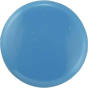 緑十字 カラーマグネット(ボタン型タイプ) 青 マグネ40(3/青) 40mmΦ 10個組 〔品番:312093〕[1673318]「送料別途見積り,法人・事業所限定,取寄」