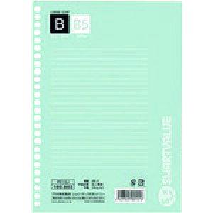 ジョインテックス ルーズリーフ B5 26穴B罫 100枚 P010J (160803) 〔品番:P010J〕[1969541]「送料別途見積り,法人・事業所限定,取寄」
