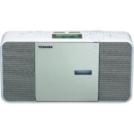 東芝 CDラジオ 〔品番:TY-C300(N)〕[2056522]「送料別途見積り,法人・事業所限定,取寄」