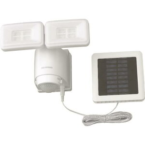 IRIS ソーラー式LED防犯センサーライト 〔品番:LSL-SBTN-800〕[2063180]