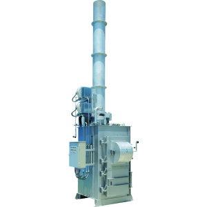 DAITO 廃プラ用焼却炉 〔品番:SPR-500J〕[2065621]「送料別途見積り,法人・事業所限定」【大型】