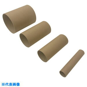 TRUSCO 紙管 直径(内径)76.4×長さ200mmX厚さ1.5mm 3本セット 〔品番:PT76.4X200-3〕[2071884]