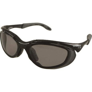 YAMAMOTO 2眼形保護めがね 偏光レンズモデル 〔品番:YS-390〕[2072818]