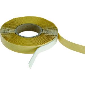 TRUSCO 剥がせる耐熱ブチルテープ 2mmX15mmX5m 〔品番:HRBT-15〕[2073289]