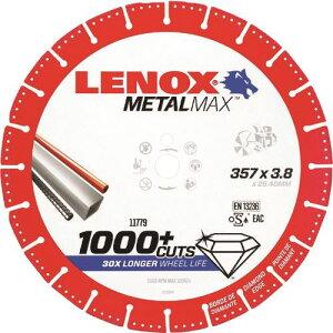 """LENOX メタルマックス12""""エンジンカッター用 〔品番:2005499〕[2173892]「送料別途見積り,法人・事業所限定,取寄」"""