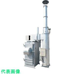 DAITO 紙くず・木くず用焼却炉(水冷式)ISG−600J 〔品番:ISG-600J〕[2187328]「送料別途見積り,法人・事業所限定」【大型】