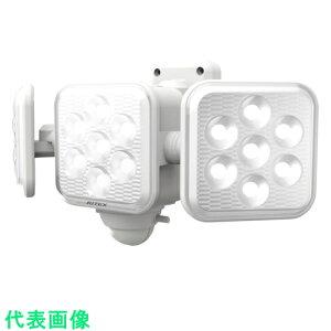ライテックス 5W3灯 フリーアーム式 LED乾電池センサーライト 〔品番:LED-320〕[2514033]