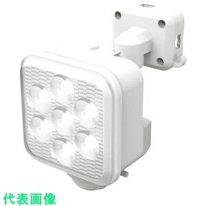 ライテックス 5W1灯 フリーアーム式 LEDソーラーセンサーライト 〔品番:S-110L〕[2514035]