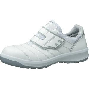 ミドリ安全 高機能立体成形安全靴 G3595ホワイト 30cm 〔品番:G3595-W-30〕[3220973]「送料別途見積り,法人・事業所限定,取寄」