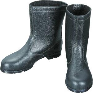 シモン 安全靴 半長靴 AS24 23.5cm 〔品番:AS24-23.5〕[3681807]