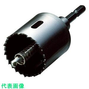 【金属・木材・プラスチック等に】ハウスビーエム(HOUSE BM)BMJ-63 多用途バイメタルホルソーJ型 刃先径63mm (ホールソー 電動工具用刃物 先端工具)